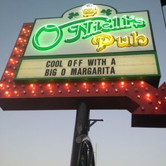 Photo taken at O'Niell's Irish Pub by Christopher S. on 8/29/2012