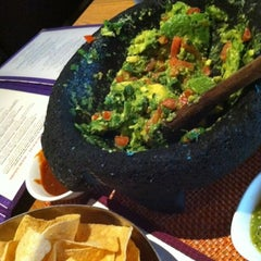 Photo taken at Rosa Mexicano by Sam P. on 7/29/2012