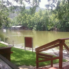 Photo taken at County Line on the Lake by Fabricio F. on 6/23/2012