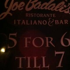 Photo taken at Joe Badali's Ristorante Italiano & Bar by Aidan N. on 7/17/2012