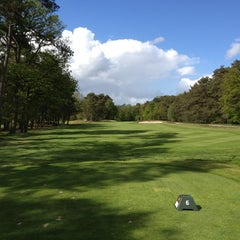 Photo taken at Hilversumsche Golfclub by Wouter G. on 5/18/2012