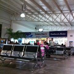 Photo taken at Terminal de Autobuses Nuevo Milenio de Zapopan by Sergio E. on 4/3/2012