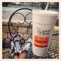 Photo taken at The Juice Shop by Toni M. on 8/23/2012