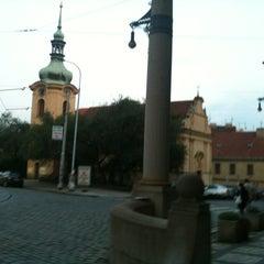 Photo taken at Římskokatolická farnost (fara) by nelen on 7/26/2012