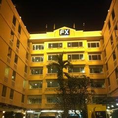 Photo taken at Royal Panerai Hotel by Sandy C. on 4/17/2012