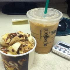 Photo taken at Starbucks by Bret H. on 9/1/2012
