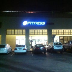 Photo taken at 24 Hour Fitness by Andy N. on 8/22/2012