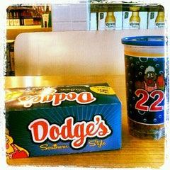 Photo taken at Dodge's by Cassie on 6/9/2012