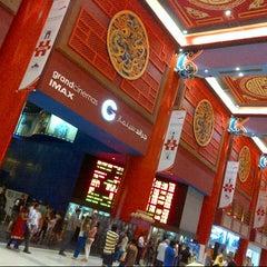 Photo taken at Novo Cinemas نوڤو سينما by Elie C. on 9/1/2012