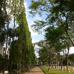 Photo taken at มหาวิทยาลัยมหิดล (Mahidol University) by Mac A. on 3/6/2012