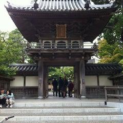Photo taken at Japanese Tea Garden by Anton P. on 7/17/2012