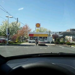 Photo taken at Shell by Andre R. on 4/8/2012