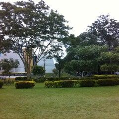 Photo taken at Tribunal Regional do Trabalho da 23ª Região (TRT23) by Denise N. on 4/16/2012