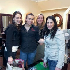 Photo taken at Salon POSH by Beverly C. on 4/10/2012