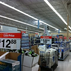 Photo taken at Walmart Supercenter by Steve F. on 8/23/2012