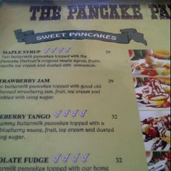 Photo taken at The Pancake Parlour by Joe W. on 3/23/2012