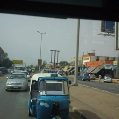 Photo taken at Al-Mahtta Al-Wusta - Bahri   المحطة الوسطى -  بحري by Abdullah A. on 6/23/2012