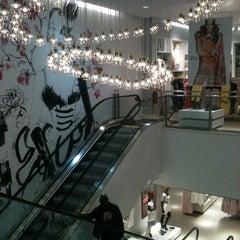 Photo taken at H&M by Gene C. on 4/8/2012