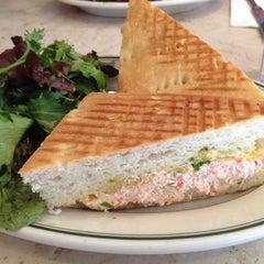 Photo taken at Mondo Caffe by Yoko M. on 9/5/2012