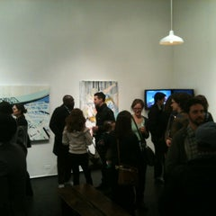 Photo taken at Recession Art Gallery by Man B. on 3/18/2012
