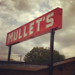 Photo taken at Mullet's by Gabe A. on 5/25/2012