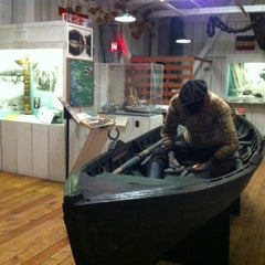 Photo taken at Museum At Campbell River by Dallas on 5/20/2012