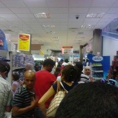 Photo taken at Carrefour Market - Boumhel by Nabil B. on 7/19/2012