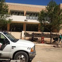 Photo taken at Kyle Field Zone Plaza by Jason JAY J. on 4/18/2012
