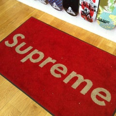 Photo taken at Supreme NY by Joseph C. on 6/24/2012