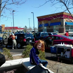 Photo taken at Autobell Car Wash by Amy E. on 3/10/2012