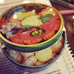 Photo taken at Angelo's Italian Bakery & Market by Fabienne L. on 4/23/2012