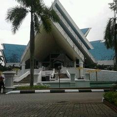 Photo taken at Istana Budaya by SeTh S. on 2/29/2012