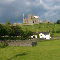Photo taken at Rock of Cashel by Katie R. on 7/5/2012