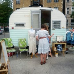 Photo taken at The Vintage Bazaar by Tung L. on 8/12/2012