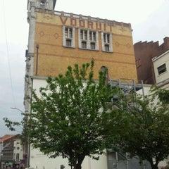 Photo taken at Vooruit by Kristof C. on 5/18/2012