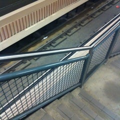 Photo taken at Grandin/Government Centre LRT Station by Adam C. on 2/16/2012