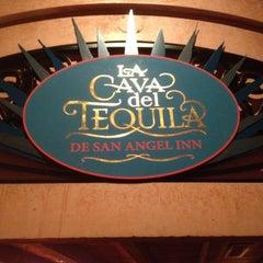 Photo taken at La Cava del Tequila by Dan B. on 8/4/2012