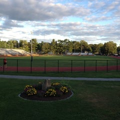 Photo taken at Bowditch Field by Barbara S. on 8/6/2012