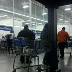 Photo taken at Sam's Club by Mimi on 2/19/2012