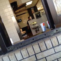 Photo taken at McDonalds by Rachel S. on 3/23/2012