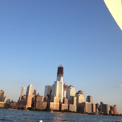 Photo taken at Hudson River by Daniel K. on 8/16/2012