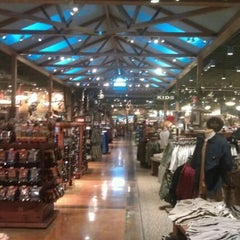 Photo taken at Bass Pro Shops by Benjamin L. on 7/18/2012