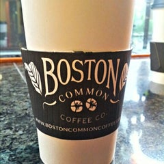 Photo taken at Boston Common Coffee Company by Tris L. on 6/25/2012