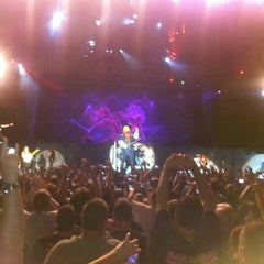 Photo taken at Aaron's Amphitheatre at Lakewood by Mack E. on 6/24/2012