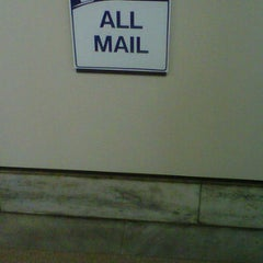 Photo taken at US Post Office by Tarron D G. on 7/24/2012