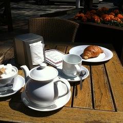 Photo taken at Круассан-кафе by Сергей Я. on 6/12/2012