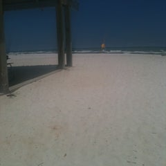 Photo taken at Navarre Beach by Angie M. on 6/18/2012