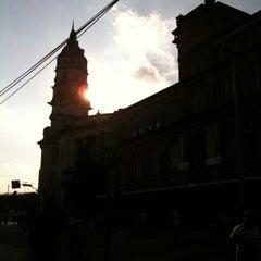 Photo taken at Estação Pinacoteca by Robson G. on 5/6/2012