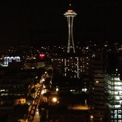 Photo taken at The Westin Seattle by Dan S. on 5/20/2012