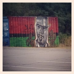 Photo taken at Malcolm X  Birthsite by cmlwastaken on 8/19/2012